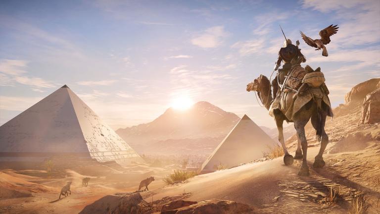 Assassin's Creed Origins à 12 dollars dans le prochain Humble Monthly
