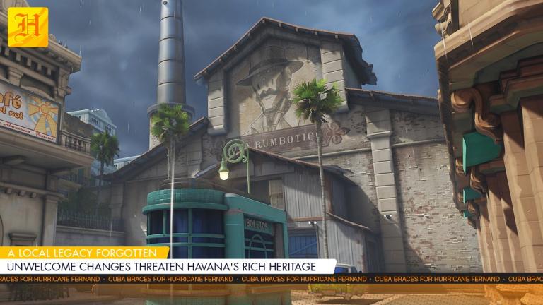 Overwatch : direction Cuba pour le prochain évènement Archives ?