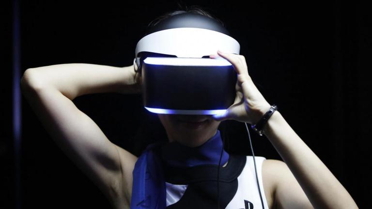 prix d'usine meilleur en ligne assez bon marché Sony dépose un brevet pour des lunettes VR - Actualités ...