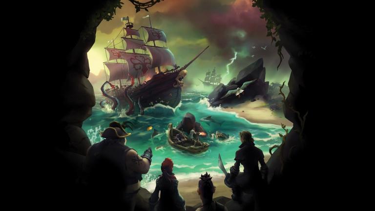 Sea of Thieves : Près de 50% des joueurs sont abonnés au Xbox Game Pass