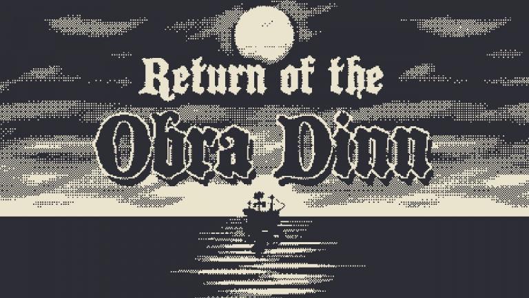 Return of the Obra Dinn : Lucas Pope a entendu la demande d'un portage Switch