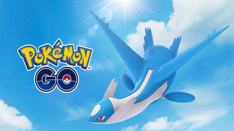 Pokémon GO : une semaine de raids spéciaux avec Latios