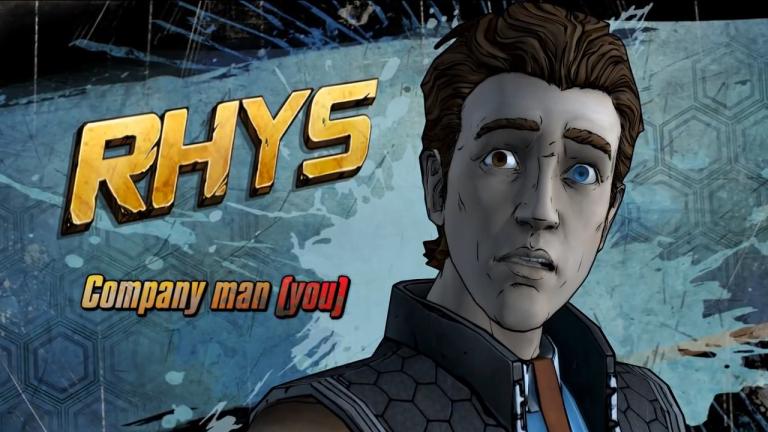 Borderlands 3 : Troy Baker ne prêtera pas sa voix à Rhys (Tales from the Borderlands)