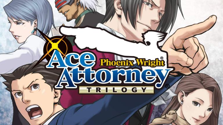 Phoenix Wright Ace Attorney : la solution complète du 1er jeu de la Trilogy