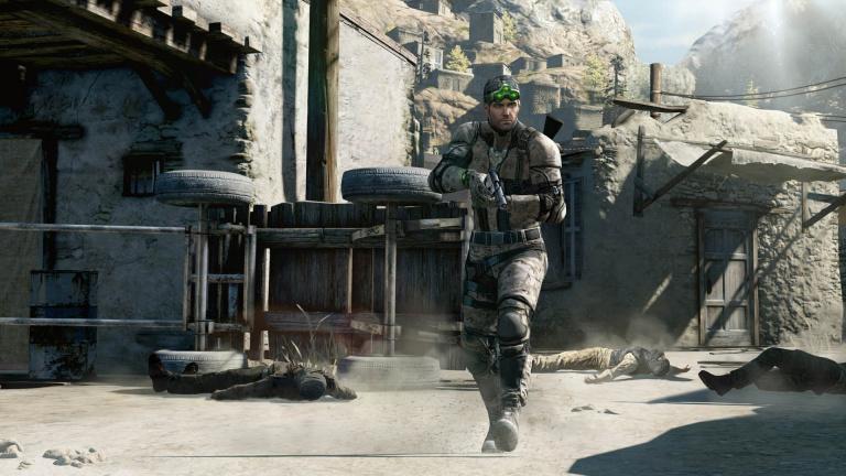 Splinter Cell : Yves Guillemot explique pourquoi la licence est mise de côté