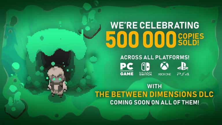 Moonlighter célèbre ses 500 000 ventes avec l'annonce d'un DLC, Between Dimensions