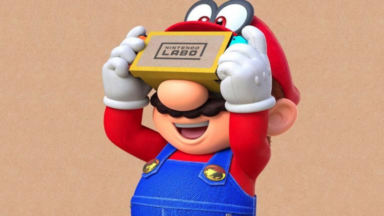 Super Mario Odyssey : un mode Théâtre compatible VR en approche