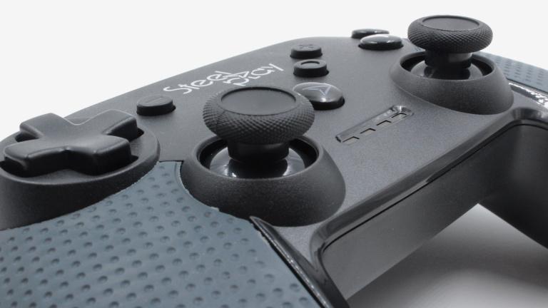 Test du Steelplay Contrôleur sans fil Switch : Bonne surprise mais pas dénuée de défauts