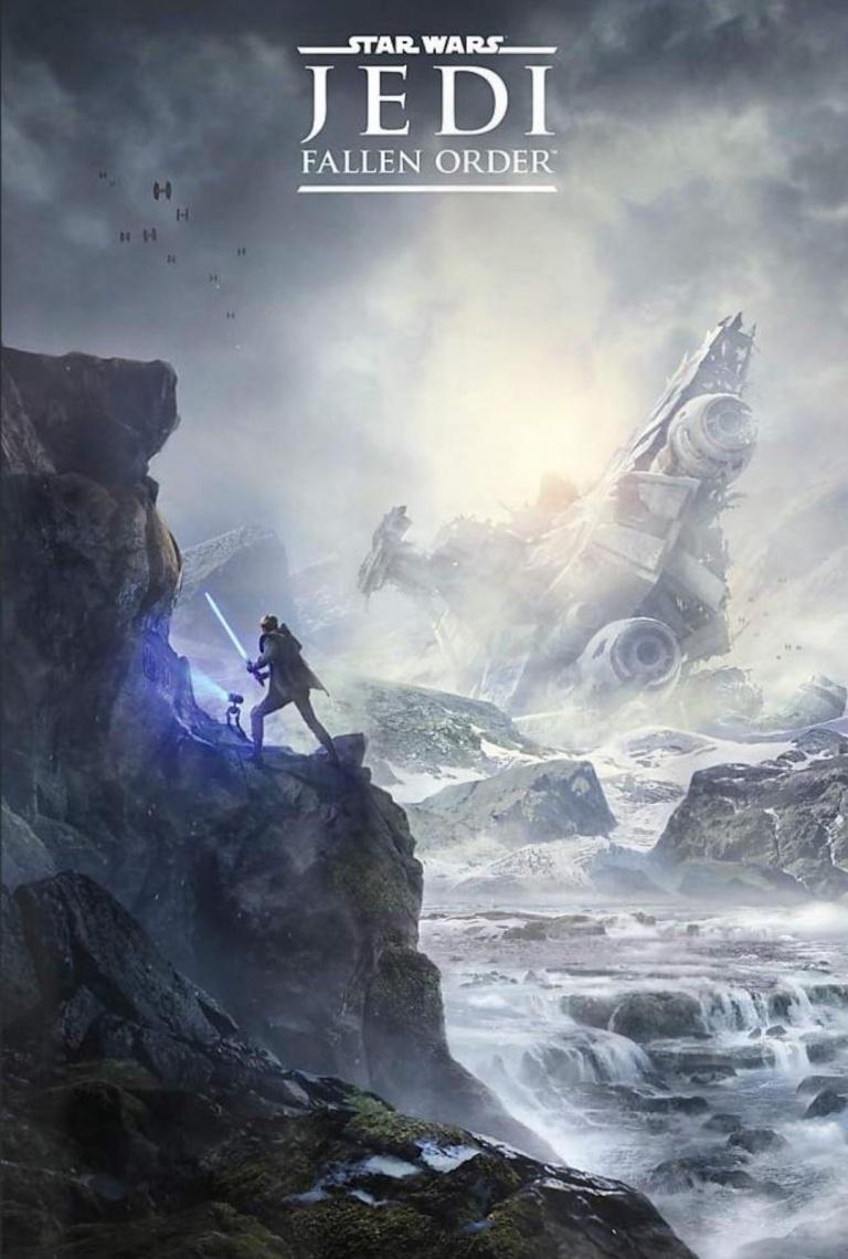 Star Wars : Jedi Fallen Order - Un concept art fuite sur Amazon