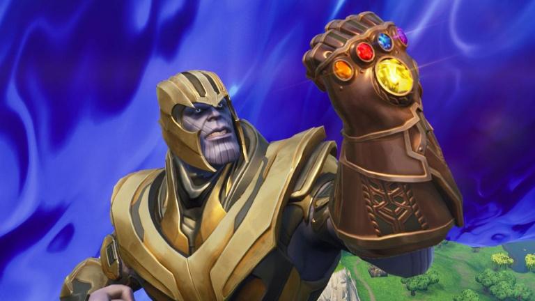 Fortnite : Thanos pourrait faire son retour avec Avengers Endgame
