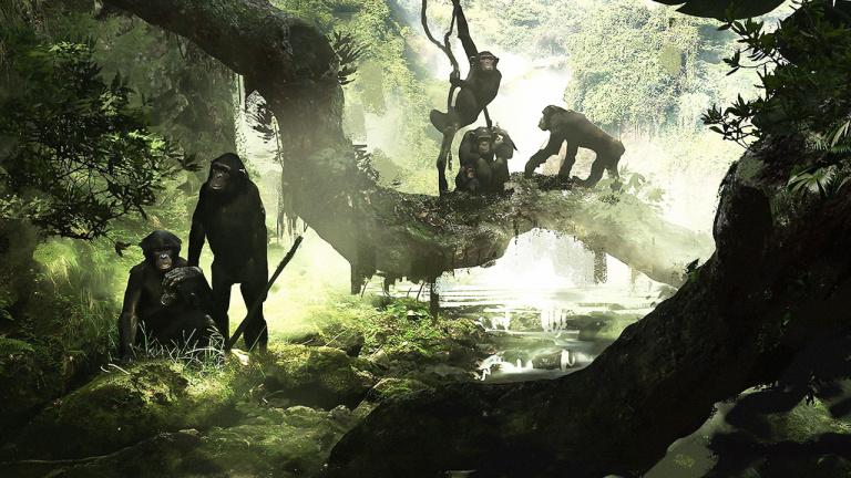 Ancestors : The Humankind Odyssey - Un gameplay émergent à fort potentiel