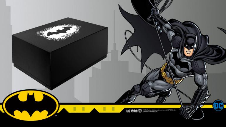 Enfilez votre cape et survolez les toits de Gotham City aux côtés de Batman avec Wootbox !