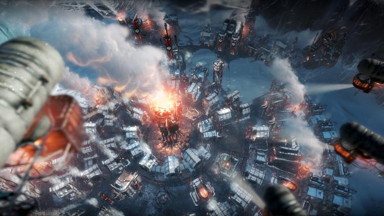 Frostpunk : Un équilibrage spécial pour les versions consoles