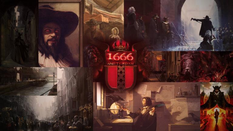 1666 : Amsterdam - Patrice Désilets (Assassin's Creed) compte bien relancer le projet un jour