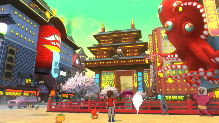 Yo-kai Watch 4 nous dévoile quelques nouveautés