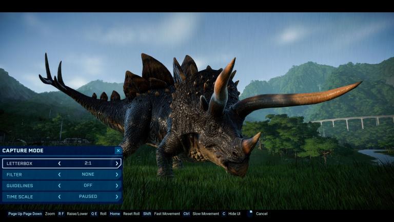 Jurassic World : Evolution va intégrer un mode Photo le 17 avril