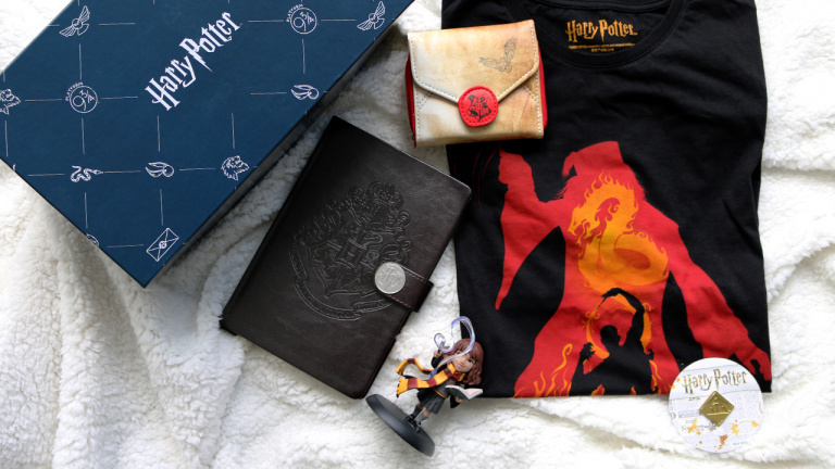 Accio unboxing de la nouvelle Wootbox Harry Potter !