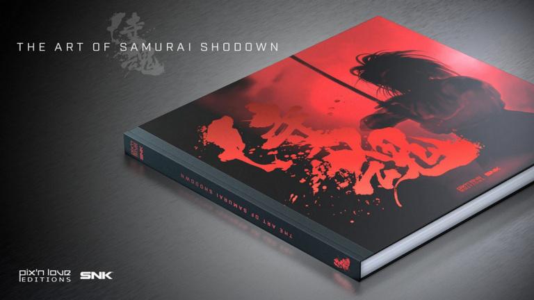 Samurai Shodown : un artbook prévu par Pix'n Love
