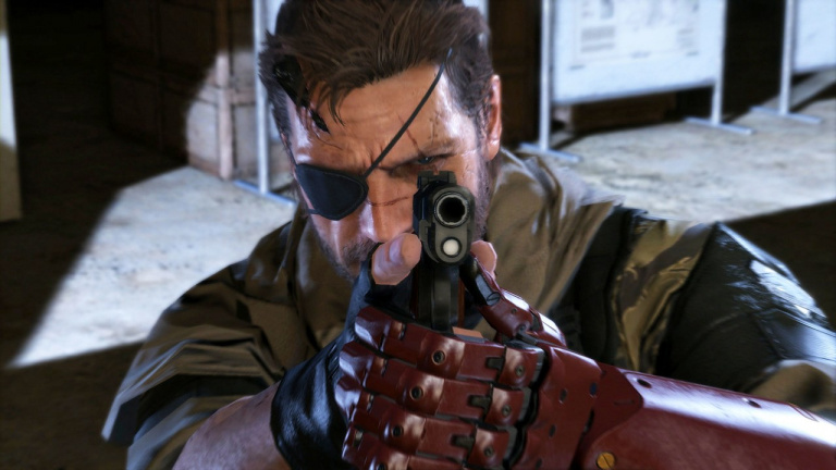 20 - Metal Gear Solid V (80 millions de dollars)