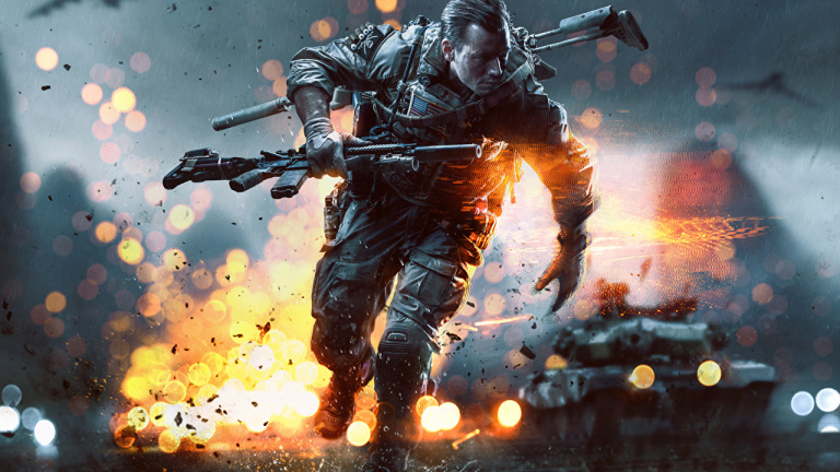16 - Battlefield 4 (100 millions de dollars)