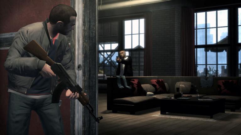 13 - Grand Theft Auto IV (100 millions de dollars)
