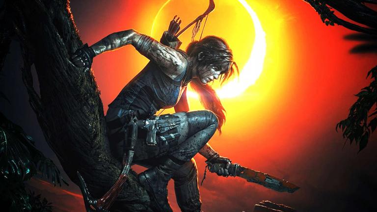 8 - Shadow of the Tomb Raider (135 millions de dollars)