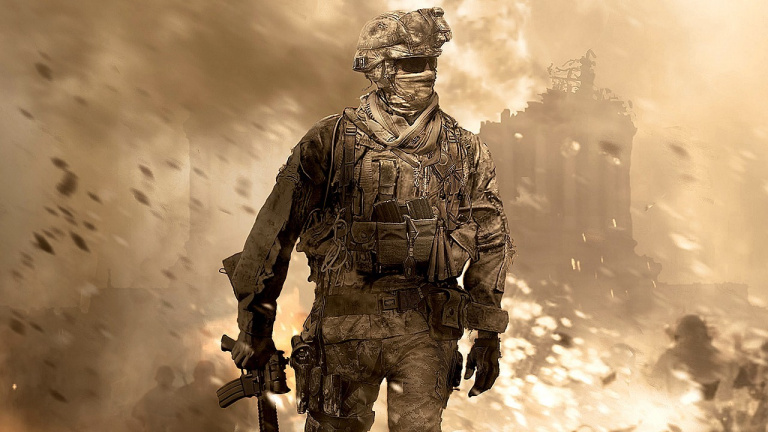 4 - Call of Duty : Modern Warfare 2 (250 millions de dollars)