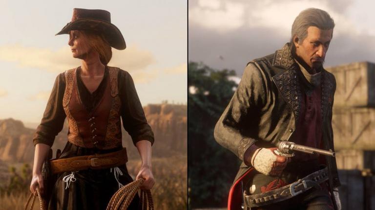 La dernière mise à jour de Red Dead Redemption II corrige l'implémentation de la HDR