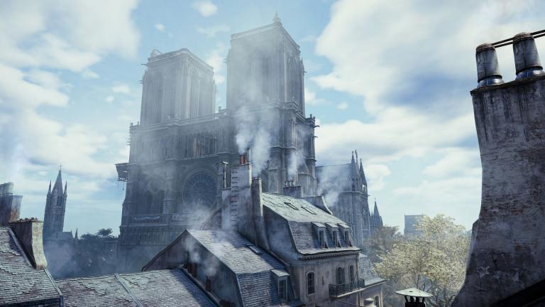Notre-Dame : Ubisoft offre AC Unity aux joueurs et fait un don de 500.000 euros