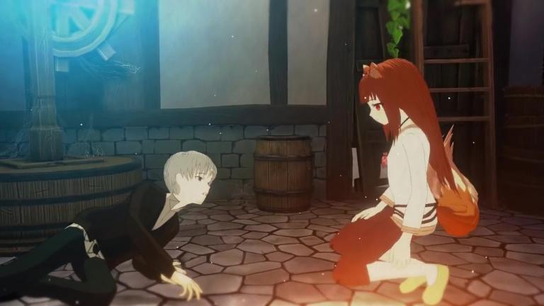 Spice and Wolf VR se trouve une date de sortie sur PC