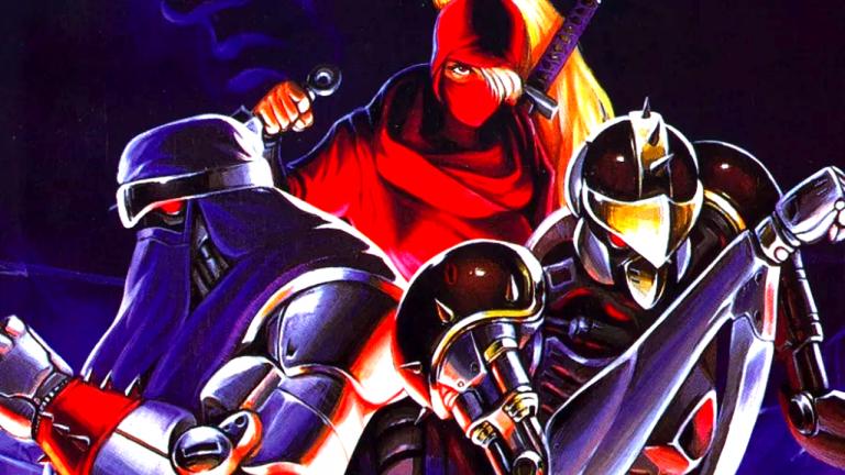 The Ninja Warriors : Once Again sortira également sur PlayStation 4