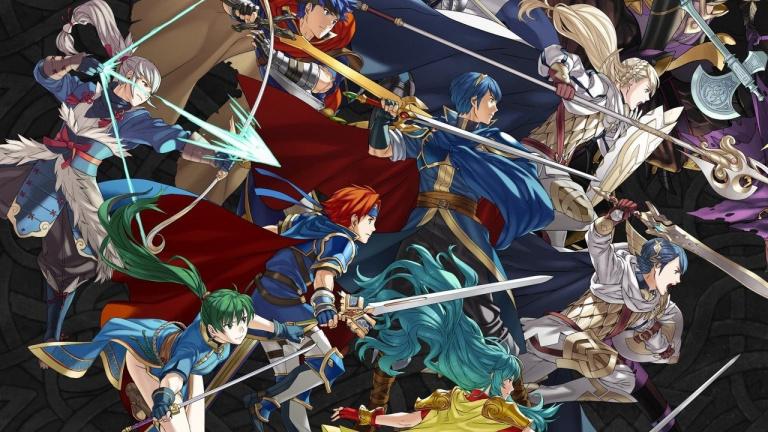 Quatre protagonistes rejoindront Fire Emblem Heroes demain
