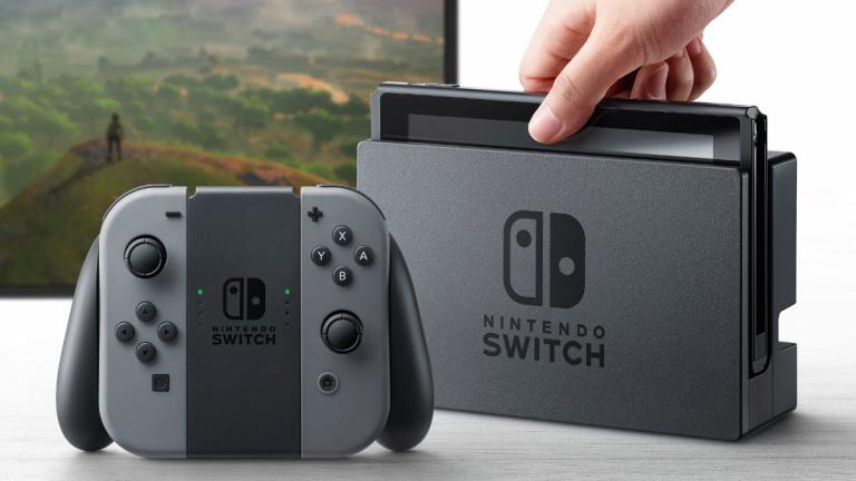 L'action de Nintendo bondit suite à l'annonce de la Switch en Chine