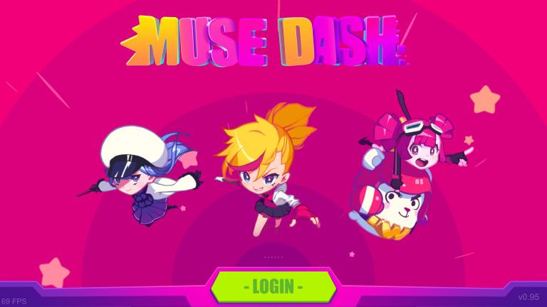 Muse Dash : le runner musical va débarquer sur Switch et PC
