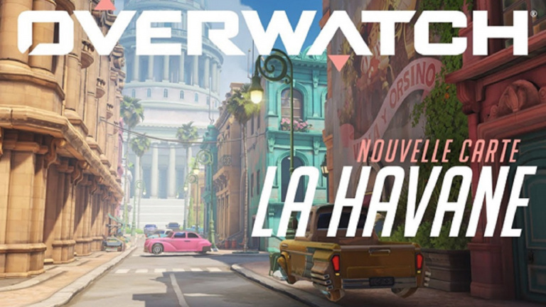 Overwatch : la carte La Havane disponible sur le PTR