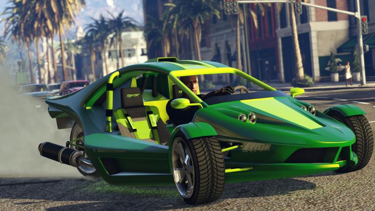 GTA 6 repéré sur le portfolio d'un ancien artiste de Rockstar India