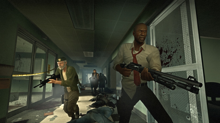 Left 4 Dead 3 : De vieux screenshots auraient fuité
