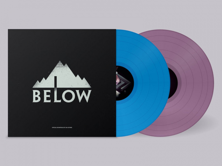 Below : une sortie de la bande originale en vinyle est en projet