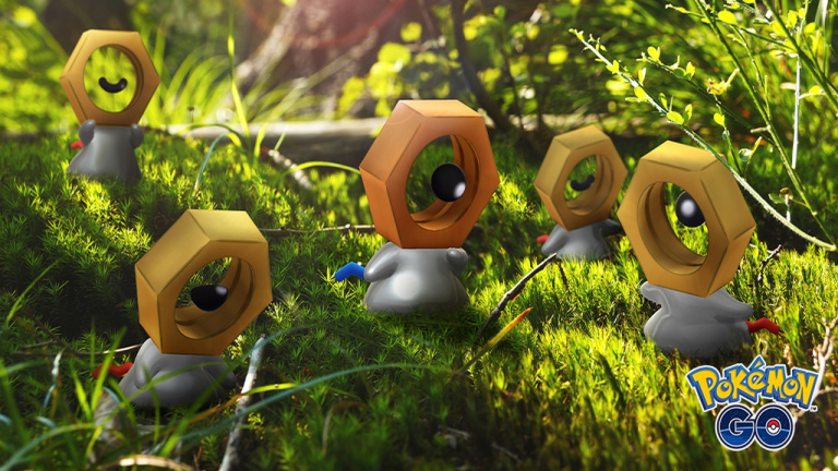 Pokémon GO : les Meltan chromatiques vont revenir dès le 24 avril