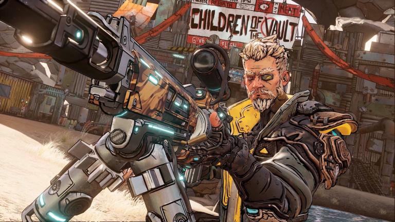 Borderlands 3 : le slag va être remplacé par un autre élément