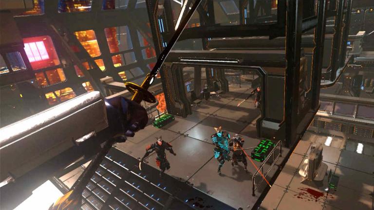 Sairento VR : La version physique repoussée