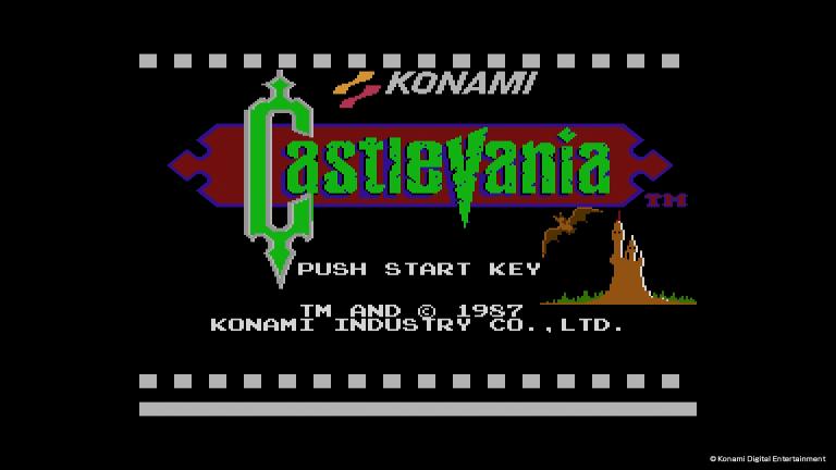 Castlevania Anniversary Collection nous offre un lot d'images