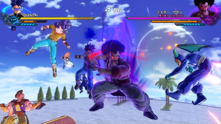 Dragon Ball Xenoverse 2 : Vegeta SSJ God nous montre son visage