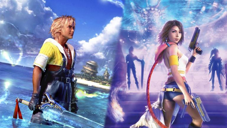 Final Fantasy X / X-2 HD : Obligation d'insérer la cartouche pour jouer au contenu démat' sur Switch