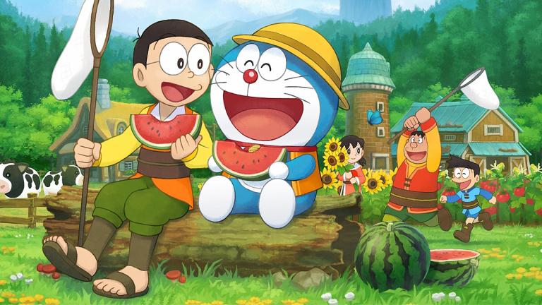 Doraemon Story of Seasons sortira en Europe en fin d'année