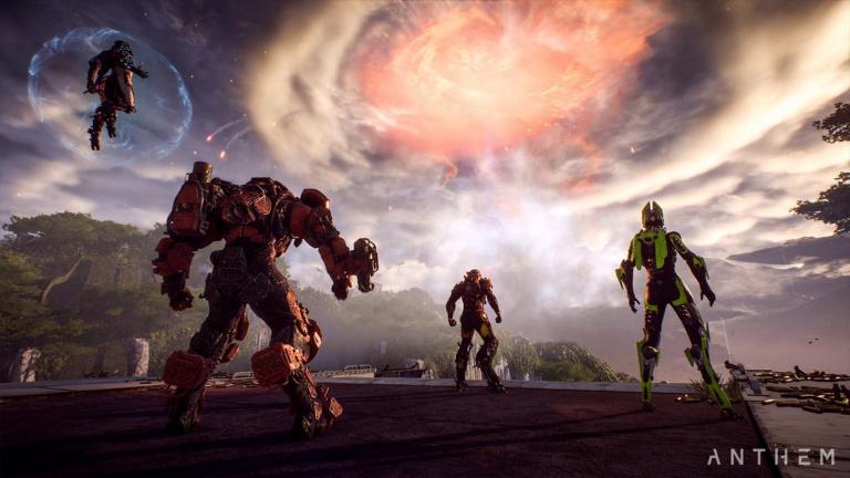 Anthem : BioWare repousse l'arrivée du Cataclysme et de plusieurs fonctionnalités