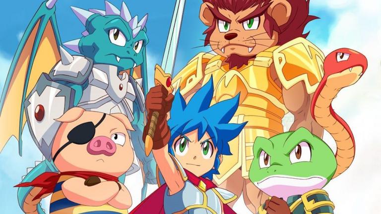 Monster Boy et le Royaume Maudit : une démo PC en approche