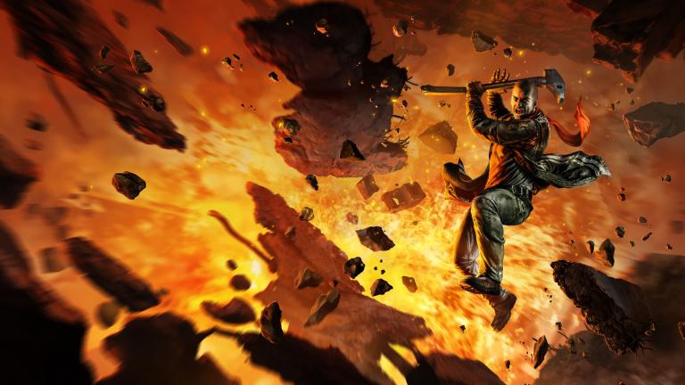 Red Faction Guerrilla Re-Mars-tered sortira sur Switch cet été