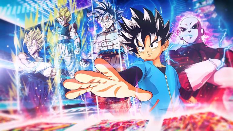 Super Dragon Ball Heroes : World Mission - la démo et la mise à jour arrivent aujourd'hui