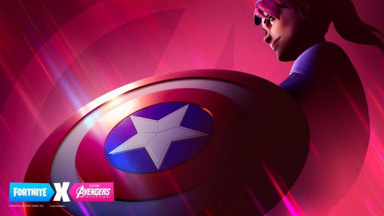 Fortnite : Avengers Endgame s'invite dans le battle royale avec le patch 8.50